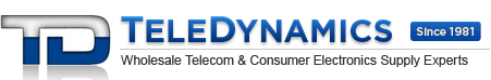 TeleDynamics - Wholesale Telecom, AV, & Consumer Electronics supply experts