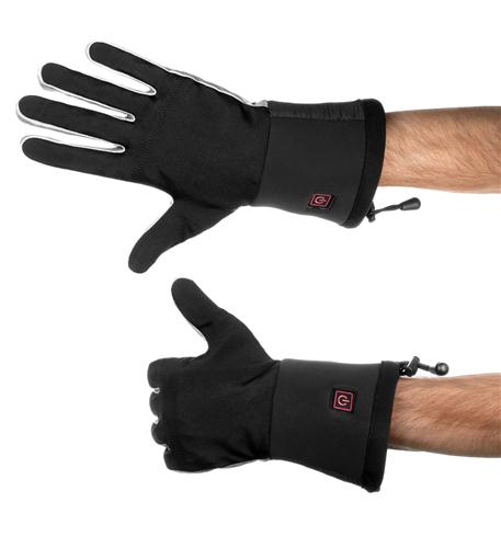 thermo gear thermo heated gloves large