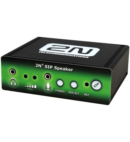 2N sip speaker standalone box