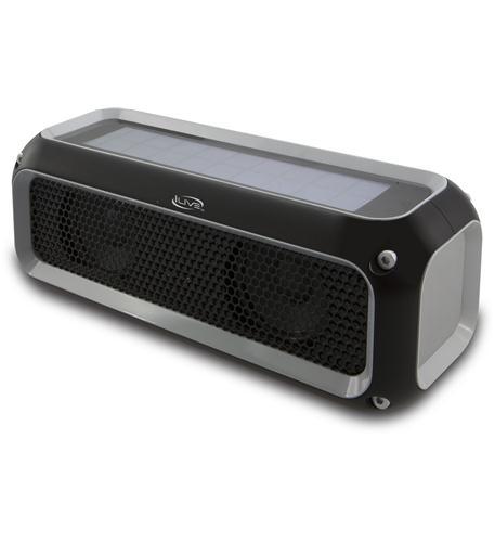 Bluetooth Water-Resistant Solar Speaker