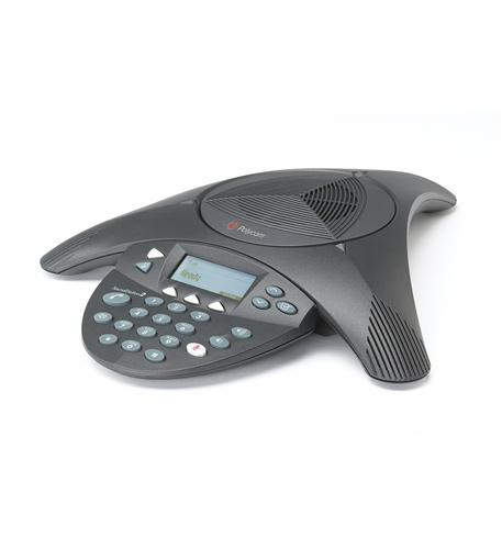 polycom, inc. 2200-16200-001 soundstation2