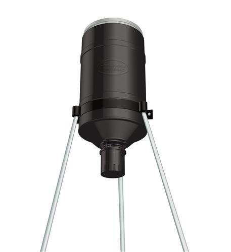 american hunter 225 lb. tripod feeder w/digital rd-kit