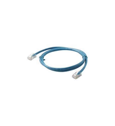 Steren 3' blue assy cat5eutp patch cord
