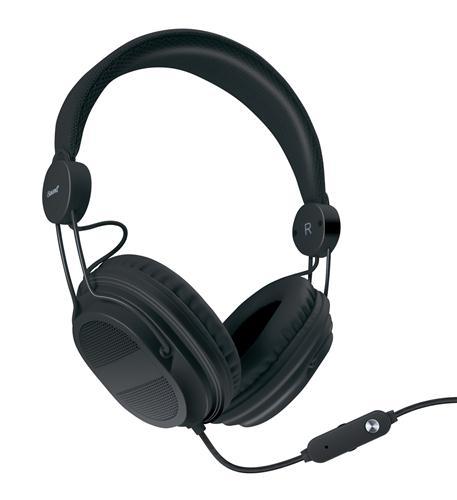 isound hm-310 kid friendly headphones black