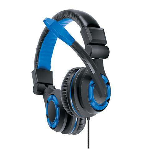 dreamgear grx-340 ps4 wired gaming headset