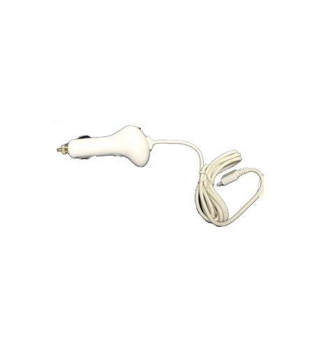 dream developers ipad, ipad 2, iphone car charger white