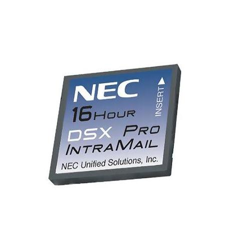 nec dsx systems vm dsx intramailpro 4port 16hr voicemail