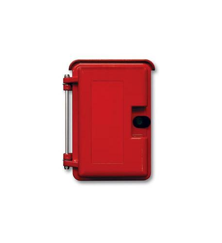 viking electronics heavy duty outdoor enclosure red