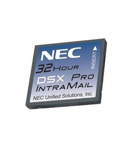 nec dsx systems vm dsx intramailpro 8port 32hr voicemail