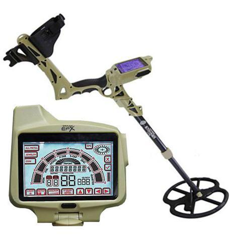 Digital GPS Hi Performance Metal Detect