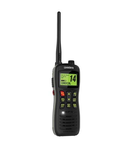 uniden handheld two-way floating marine radio