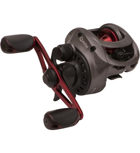 quantum pulse 5bb rh bait cast reel 21-23436