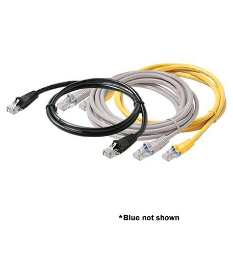 Steren 3' blue molded cat5e utp patch cord