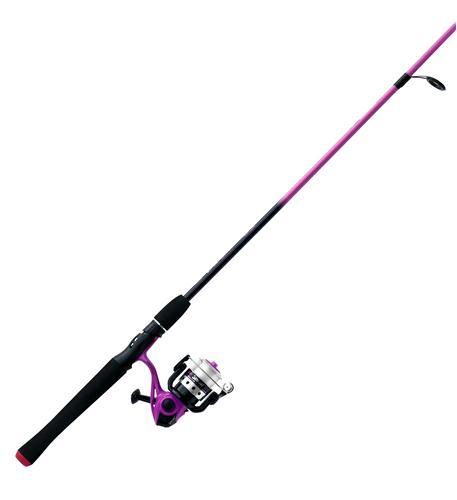 zebco sales co. llc splash pink 20-602ml spin combo 21-27066