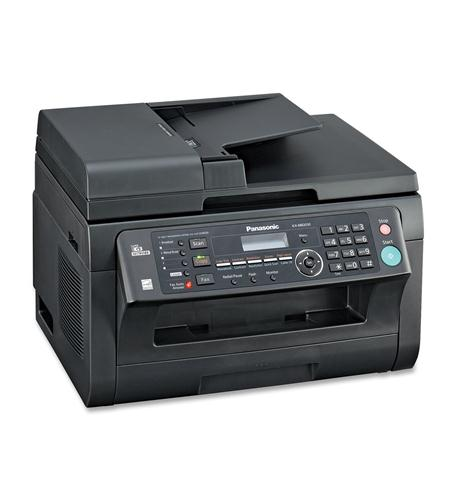 4-in-1 Laser Printer, Scanner, Fax, LAN