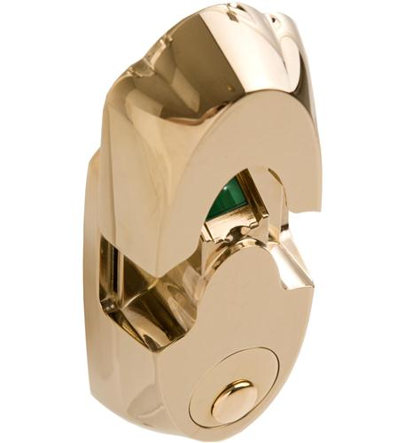 actuator systems nextbolt secure mount - polished brass
