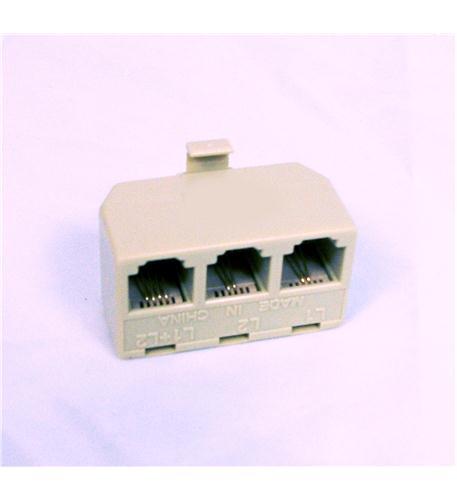 Vtech triplex adapter ivory