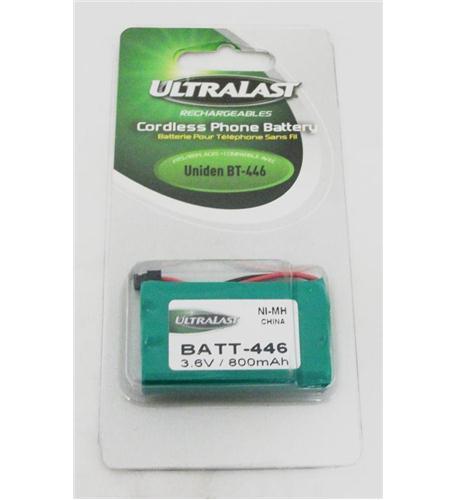 dantona battery for uniden tru446 series