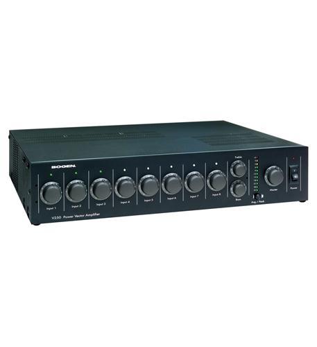 Bogen 100w power vector modular amp