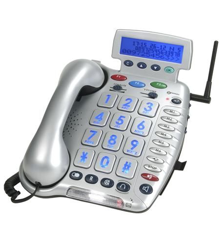 geemarc emergency response telephone 40db