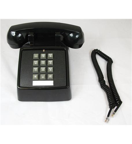 cortelco 250000-vba-20md desk valueline black