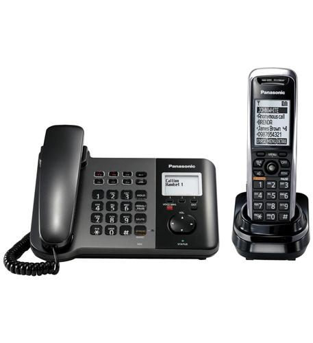 panasonic warranty sip dect corded base and handset