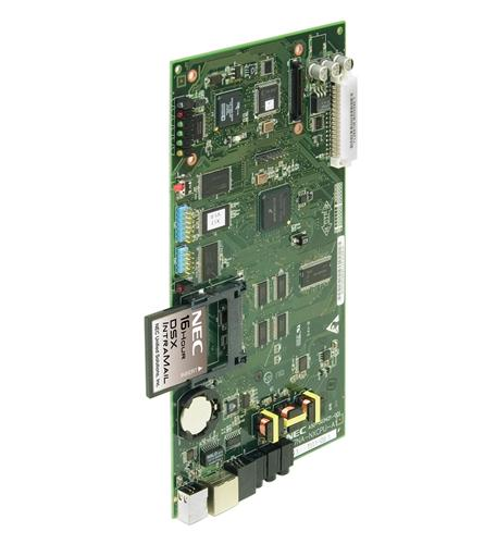 nec dsx systems dsx80/160 central processor card