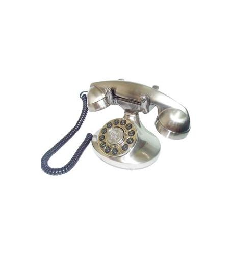 paramount alexis 1922 decorator phone silver