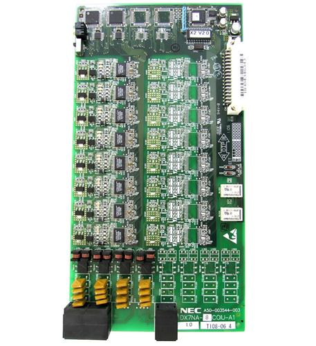 nec dsx systems dsx80/160 8 port co line card