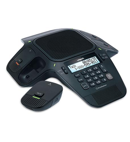 Conference Phone with Wireless Mics