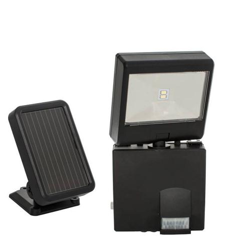 maxsa innovations solar led security spotlight
