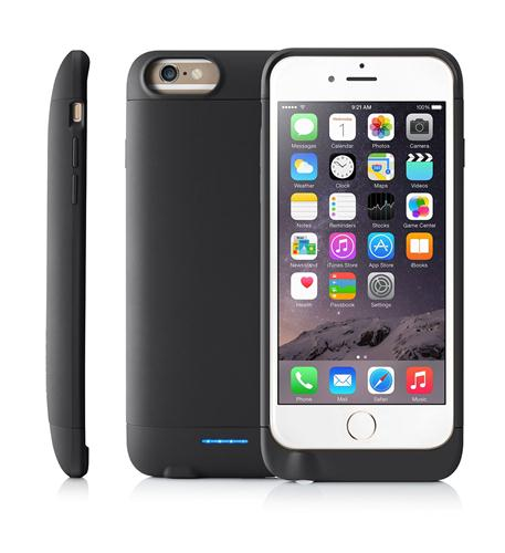 3200mAh Battery Case ip6/6S BLACK