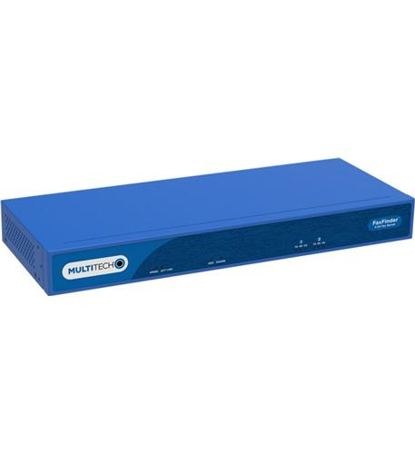 multi-tech systems 2 port v.34 fax server