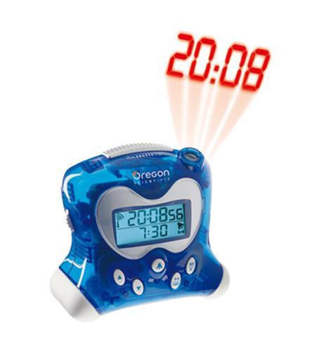 BSSN ExactSet Projection Clock BLUE