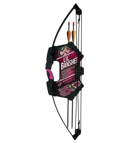 barnett-lil-banshee-jr-pink-archery-set
