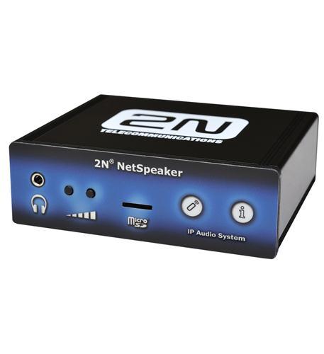 2N netspeaker - standalone box