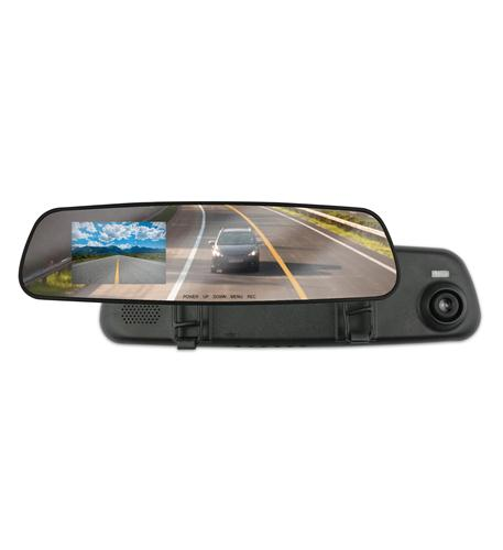 Armor all rear view mirror dash cam