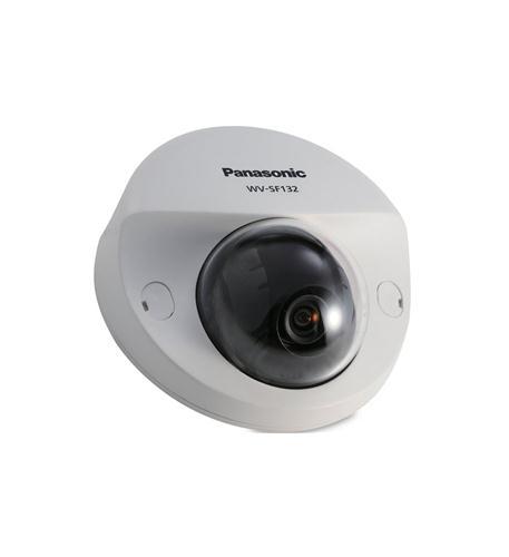 VGA (640x480) H.264 Dome POE Camera