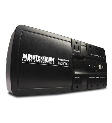 minuteman ups enspire 350va stand-by ups