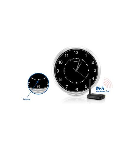 securityman hidden diy wifi clock video camera