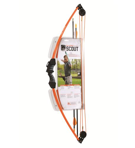 Scout Bow Set Flo Orange