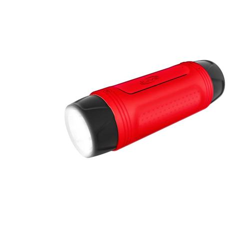ilive water resistant bluetooth flashlight