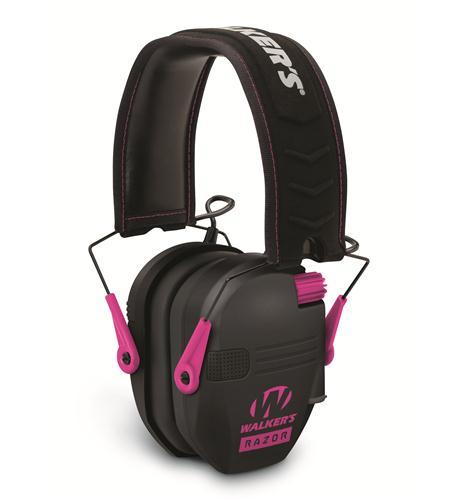 walkers game ear razor slim electronic muff - pink