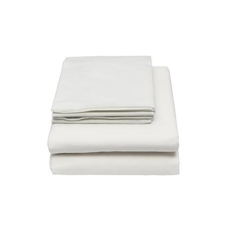 bamboo origins 4pc full sheet set in bright white