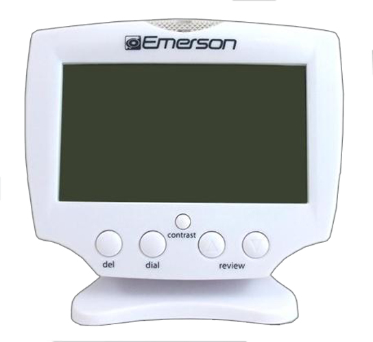BSSN Emerson Jumbo Talking CID-Caller ID Units-Adjunct Caller ID Units-Southern Telec at Sears.com