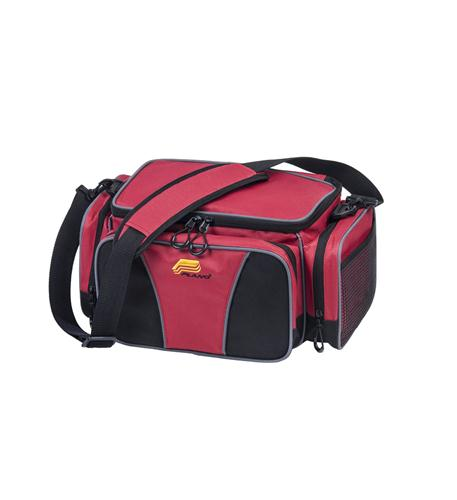 plano 3700 size tackle case, w/ 2-3700's, red
