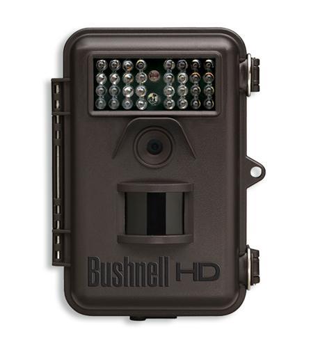 Bushnell 8MP Trophy Cam HD Brown,Night Vision Hyb