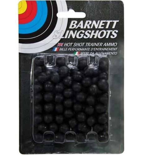 barnett crossbows barnett slingshot target ammo, 100 round