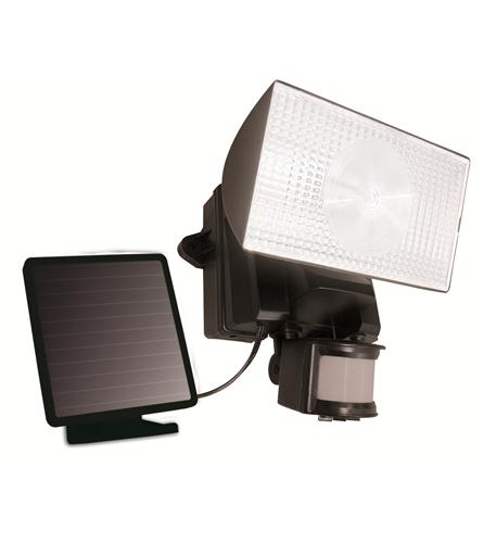 50 LED Solar-Power Light - Black