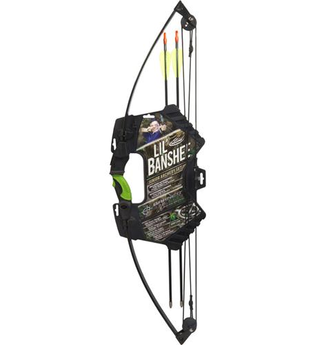 barnett crossbows team realtree lil banshee compound